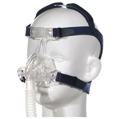 INDFHAGPEDKITS-EA - AG Industries - Nonny Pediatric Mask Small Kit with Headgear, Size Small & Medium Exchangeable Cushions, 1/EA