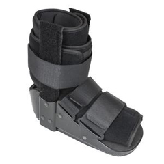 INDFRE933M-EA - Freeman Manufacturing - Short Leg Walker Ankle Foot Immobilizer Fracture Cast Boot, Medium, 1/EA