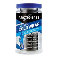 INDGAW2331-EA - Artic EaseInstant Cold Wrap Black 4 X 60, 1/EA