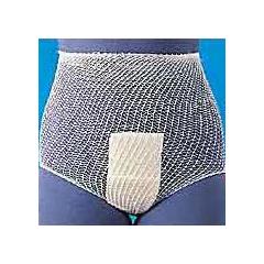 INDGLGL622-EA - Integra Lifesciences - Surgilast Pre-Cut Tubular Elastic Dressing Retainer, Perineum Panty, Large/X-Large, 1/EA