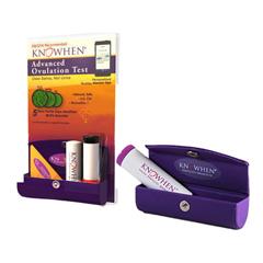 INDHLNHLP710-EA - Hilin Life ProductsKnowhen Saliva Based Ovulation Test Kit, 1/EA