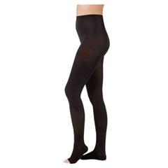 INDJU2001ATPE101-EA - Juzo - Soft Pantyhose, 20-30, Petite, Open Toe, Black, Size 1, 1/EA
