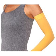 INDJU2001CGRSB631-EA - Juzo - Soft Arm Sleeve with Silicone Border, 20-30, Regular, Mango, Size 1, 1/EA