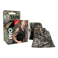 INDKJ9021076-BX - KT Health - Real Tree Xtra Camo Synthetic Tape, 4 x 4, 20/BX