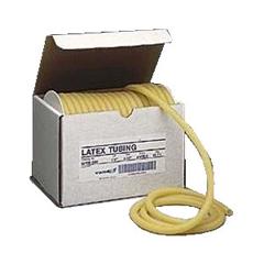 INDKL804R-BX - Kent Elastomer Products - Amber Tubing 1/4 x 1/16, 50, 50/BX