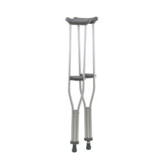 INDPMICRA-EA - PMI - Adult Aluminum Crutches, 1/EA