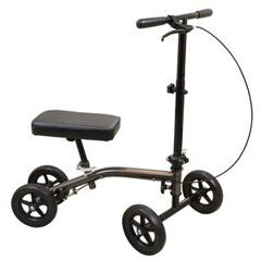 INDPMIROSKS2-EA - PMI - Economy Knee Scooter, Sterling Grey, 1/EA
