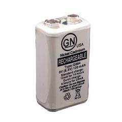 INDPV9VR-EA - Pain Management Tech - Rechargeable Battery, 9 Volt, 1/EA