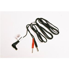 INDPVET99090101-EA - Pain Management TechLead Wires for use with TENS, EMS and IF 48, 1/EA