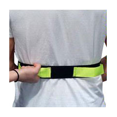 INDRI6216-EA - Mobility Transfer Systems - SafetySure Economy Gait Belt with Hand Grips, 48, 1/EA