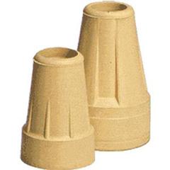 INDRMA71500-EA - Apex-CarexStandard Crutch Tip, Pair, 7/8, Short Term Use, 1/EA
