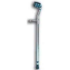 INDRMA985C0-EA - Apex-Carex - Adult Standard Forearm Crutches, Pair, 30-37 Adj, 1/EA