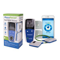 INDRMACRL9100-EA - Apex-Carex - AccuRelief Wireless 3-in-1 Pain Relief Device, 1/EA