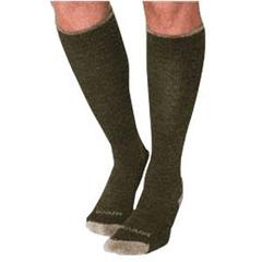 INDSG421CL12-EA - Sigvaris - Merino Outdoor Socks, Calf, 15-20, Large, Charcoal, 1/EA