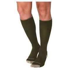 INDSG421CX31-EA - Sigvaris - Merino Outdoor Socks, Calf, 15-20 mmHg, X-Large, Olive, 1/EA