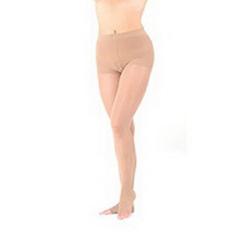 INDSG503PS3O77-EA - Sigvaris - Pantyhose,30-40,Open Toe,Small,Full,Short,Beige, 1/EA