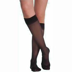 INDSG862CMLW99-EA - Sigvaris - Select Comfort Womens Calf-High Compression Stockings Medium Long, 1/EA