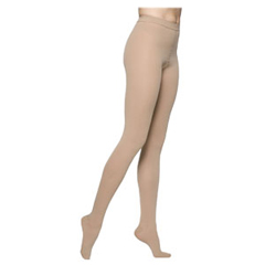 INDSG863PLSW66P-EA - Sigvaris - Select Comfort Pantyhose Plus, 30-40, Large, Short, Closed, Crispa, 2/EA