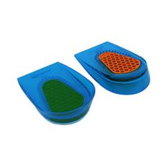 INDSK3982608-EA - Implus Footcare - Gel Heel Cups Medium/Large Mens 8/15 Womens 9/12, 1/EA