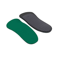 INDSK4324003-EA - Implus Footcare - RX Orthotic Thinsole 3/4 Length, Size 3, One Pair