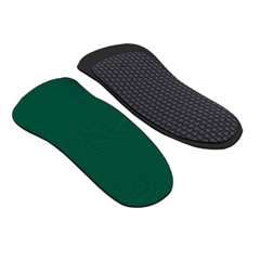 INDSK4324006-EA - Implus Footcare - RX Orthotic Thinsole 3/4 Length, Size 6, One Pair