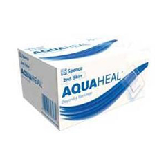 INDSK4823900-BX - Implus Footcare - 2nd Skin AquaHeal Hydrogel Bandage, 6/BX