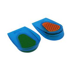 INDSKSP39826ML-EA - Implus Footcare - Spenco Gel Heel Cups Medium/Large, 1/EA