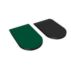 INDSKSP4216808-EA - Implus Footcare - Spenco RX Heel Cushions Large, 1/EA