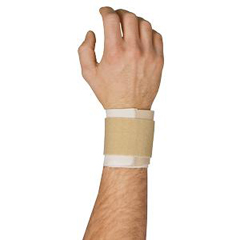 INDSS4536256-EA - Cardinal HealthLeader® Elastic Wrist Wrap, One Size Fits Most