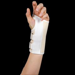 INDSS4915088-EA - Cardinal HealthLeader® Deluxe Carpal Tunnel Wrist Support, Right Hand