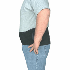INDSS4915260-EA - Cardinal Health - Leader® X-Tended Bariatric Back/Abdominal Support
