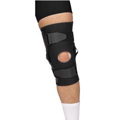 INDSS4915419-EA - Cardinal HealthLeader® Neoprene Hinged Knee Support, Medium
