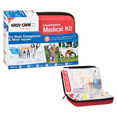 INDTEN00092999-EA - Adventure Medical KitsEasy Care Comprehensive First Aid Kit, 1/EA
