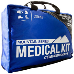 INDTEN01000101-EA - Adventure Medical KitsMountain, Comprehensive, Easy Care First Aid Kit, 1/EA