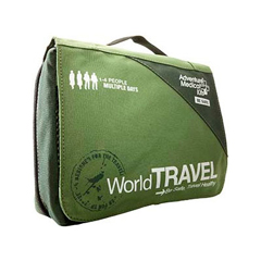 INDTEN01300425-EA - Adventure Medical KitsWorld Travel Kit, 1/EA