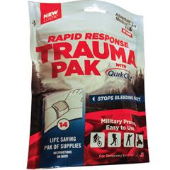 INDTEN20640294-EA - Adventure Medical KitsRapid Response Trauma Pak, 1/EA