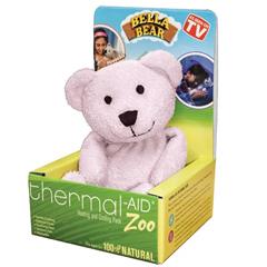 INDUDPB1-EA - Independence MedicalThermal-Aid Zoo Pink Bear, 1/EA