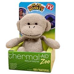 INDUDTAMONKEY-EA - Independence MedicalThermal-Aid Zoo Monkey, 1/EA