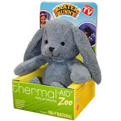 INDUDTARABBIT-EA - Independence MedicalThermal-Aid Zoo Rabbit, 1/EA