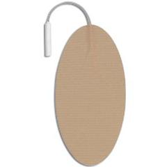INDUP657-PK - Cardinal Health - R-Series Self-Adhering Reusable Stimulating Electrode 2 x 4 Oval, 4/PK