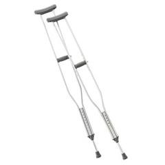 INDZCHCA901TL-PK - Cardinal Health - Adult Crutches, Tall