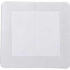 INDZGC66-BX - Independence Medical - ReliaMed Sterile Composite Barrier Dressing 6 x 6 with 4 x 4 Pad, 25/BX
