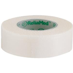 INDZTCL05A-EA - Independence Medical - ReliaMed Cloth Surgical Tape 1/2 x 10 yds., 1/EA