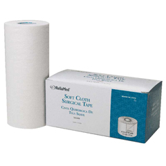 INDZTSC06-EA - Independence Medical - ReliaMed Soft Cloth Surgical Tape 6 x 10 yds., 1/EA