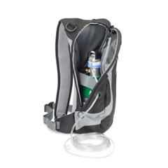 INVCYLBACKPACK - Invacare - Cylinder Back Pack for Oxygen Cylinders