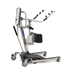 INVRPS350-1 - Invacare - Reliant Stand-Up Patient Lift with Manual Low Base