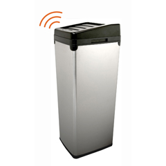 ITOIT14SCEA - iTouchless14 Gal. Automatic Stainless Steel Touchless Trash Can® SX