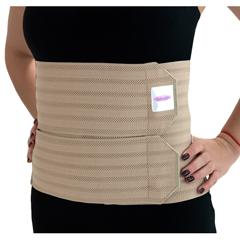 ITAGAB-309-W-MB - Ita-MedGABRIALLA® Breathable Abdominal Support Binder - Beige, Medium