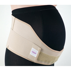 ITAGMS-96XXLB - Ita-MedGABRIALLA® Maternity Support Belt (Medium-strength) - Beige, 2XL