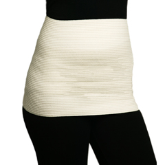 ITAGTGR-201M - Ita-MedGABRIALLA® Wool Warming Support Binder, Medium